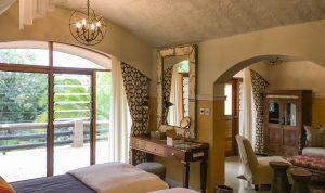 Triple room options at Chobe Game Lodge