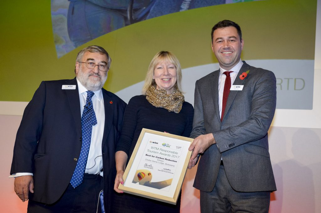Responsible Tourism Awards WTM London