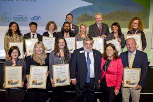 Responsible Tourism Awards at WTM London