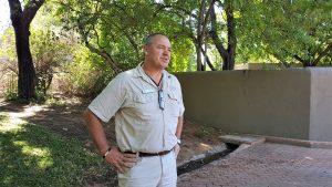 Johan Bruwer from Chobe Game Lodge