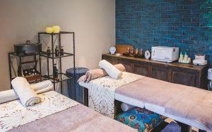 Spa treatment at Chobe Game Lodge