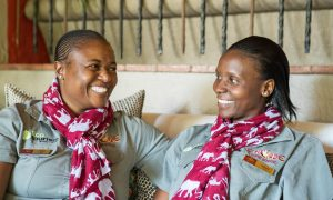 Chobe Angels support World Ranger Day